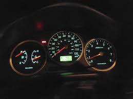 Speedometer Not Lighting Up Replace Instrument Panel Lights On 2000 2007 Subaru