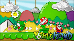 free super mario world 2 yoshi s island wallpaper id 321676 1080p for pc