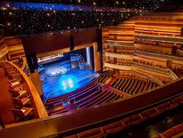 Eccles Theater Salt Lake City United States Utah Afar
