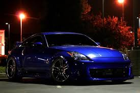 nissan 350z modified blue. Fine Blue Islextasy88 2003 Nissan 350Z 22383220046_large To 350z Modified Blue N