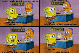 Funny Spongebob Quotes Interesting Spongebob And Credit Cards