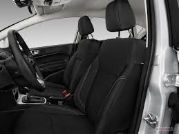 2016 ford fiesta front seat
