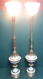 stiffel floor lamps. Stiffel Floor Lamp With Table   Lamps Vintage Value