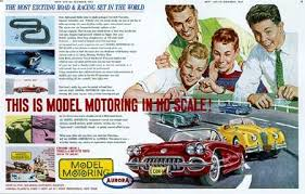 aurora model motoring wiring diagram aurora image ho slot car racing ho racing history on aurora model motoring wiring diagram
