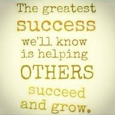Small Picture Inspirational Quotes About Helping Others Succeed inspire others