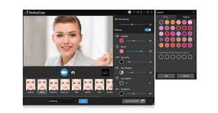 cyberlink perfectcam premium free pc chat webcam video makeup correction