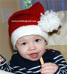 Crochet Santa Hat Pattern New Ideas