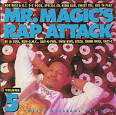 Mr. Magic's Rap Attack, Vol. 5