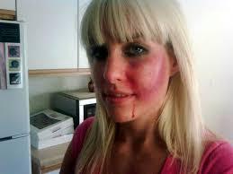 jodi byrne special fx makeup artist beat up woman