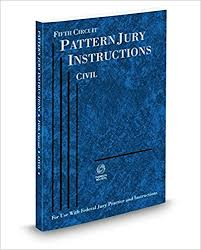 Fifth Circuit Pattern Jury Instructions