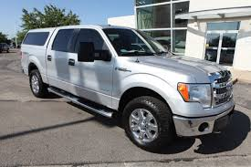 Pre-Owned 2013 Ford F-150 XLT SuperCrew 4WD 4WD Crew Cab Pickup
