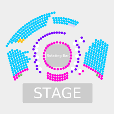Cma Theater Seating Chart Sara Evans Tickets Fri Feb 14 2020 At 8 15 Pm Eventbrite