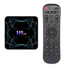 docooler Smart TV Box H9X3 Android 9.0 Amlogic S905X3 A55 CPU Set Top Box  4GB 32GB 64GB TV Box 8K HDR 2.4/5G WiFi Media Player|Set-top Boxes