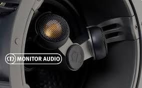 <b>Встраиваемая акустика</b> пространственного звучания от <b>Monitor</b> ...