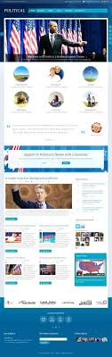 Political Website Templates Best Political Website Templates Joomla Political Template