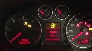 Audi Tt Reset Service Light How To Reset 2003 2014 Audi A3 Service Due Inspection Oil Light