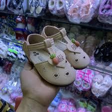 Giày búp bê công chúa, sandal bé gái 1 - 5 tuổi mùa hè màu hồng quai dán  dáng tiểu thư thời trang cho bé SG46 tại Hà Nội