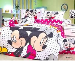 disney comforter queen size fast brand mickey and bedding set queen size printing kids cartoon