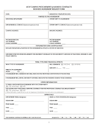 Business Contract Agreement Business Contract Form Business Form Templates 8