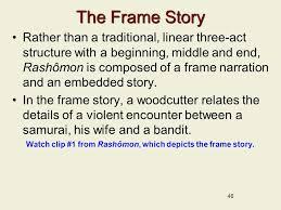 Frame Story Structure Damnxgood Com
