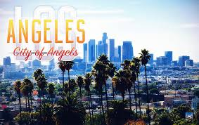 Los Angeles - City of Angels Wallpaper by eduard2009 ...