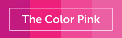 Color Psychology of Pink