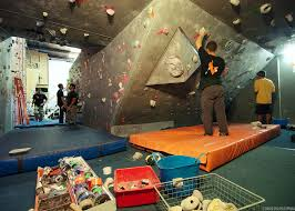 volcanic rock gym has moved to kailua