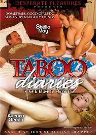 Taboo Diaries 2 DVD Desperate Pleasures