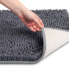 608436911343 non slip bathroom rug