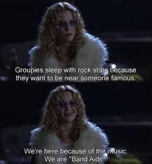 Famous Movie Quotes 2000s Impressive Almost Famous Movie Quotes Tumblr