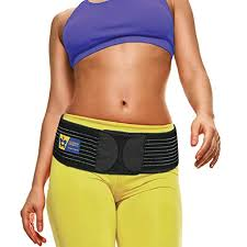 Everyday Medical Si Belt Sacroiliac Joint Belt For Men And Women I Hip Support Brace Support And Alleviate Si Joint Pelvis Sacral Sacrum Hip