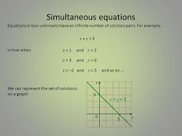 3 simultaneous equations