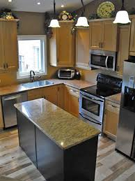Cabin Remodeling Kitchen Remodel Virtual Raised Ranch Before And After