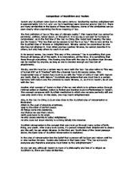 comparison of buddhism and taoism essay homework academic service comparison of buddhism and taoism essay