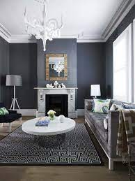 10 navy and grey living room ideas to