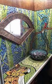 mosaic art mosaic crafts glass mosaic art