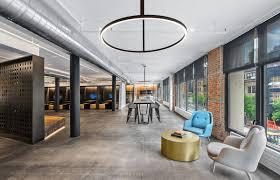 Modern Design Nyc A Tour Of Argo Groups Modern Nyc Office Officelovin