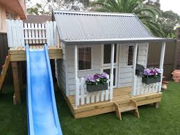 wooden house house plan best cubby houses ideas kids wooden plans inspiration timber backyard building small playground big kit forts quality with slide