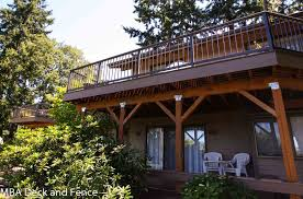 pictures of azek deck by seattle builder aluminum deck builders seattle a3