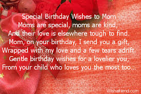 Happy Birthday Mom Poems From Daughter In Spanish | Total Music via Relatably.com