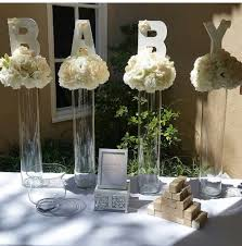 Baby shower idea could do red flowers and orange baby??? Adds the fancy
