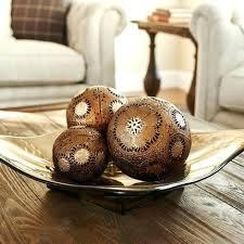 Decorative Balls For Bowls Australia Adorable Decorative Balls For Bowls Set Of 32 Sunburst Gold Decorative Balls