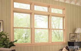 Marvin Integrity Window Size Chart Windows Doors Skylights Hardware Economy Lumber Company
