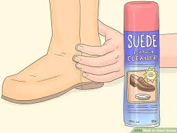 image titled clean suede step 11
