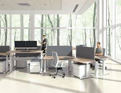 open office ideas. Plain Open Our New Height Adjustable Base Opens Up A World Of Design  Possibilities Find This Pin And More On Open Office Ideas  On