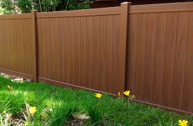 brown vinyl fence panels. A Vinyl Fence \u0026 Deck Wholesaler Brown Panels