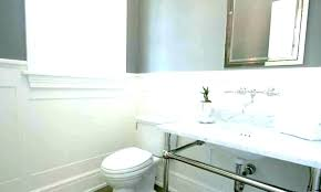 bathrooms with wainscoting white wainscoting bathroom bathroom wainscoting