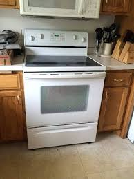 electric whirlpool glass top stove cooktop problems whirlpool electric