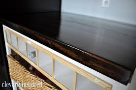 it is coming together so nice what do you think are you going to make a wood countertop now