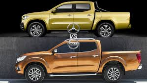 Mercedes-Benz X-Class VS Nissan Navara | Top Speed